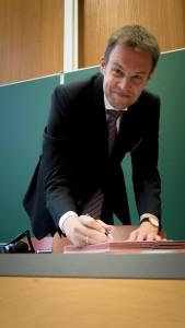 Dr. Jens Bormann, Präsident der Bundesnotarkammer